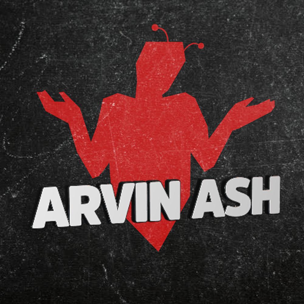 Arvin Ash Website